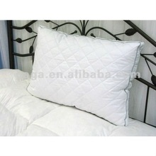quilted shell micro fiber ball pillow