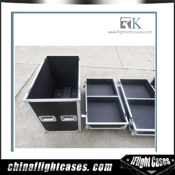 flight case aluminum hardwares custom portable wheels for numark custom