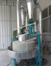Automatic wheat stone mill/wheat flour stone milling machine