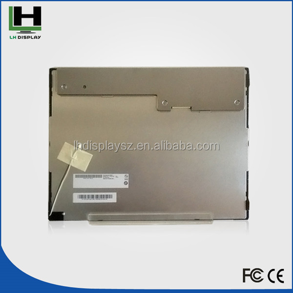 "LCD backlight 15"" CHIMEI Stock 4:3 Industrial LCD Panel M150X4-L06 TFT LCD Panel"