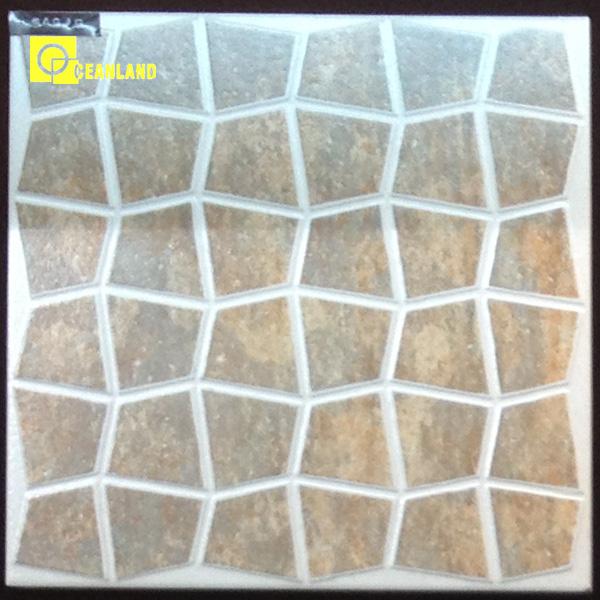 Cheap adhesive floor tiles