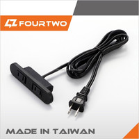 Taiwan high quality 13 amp switched socket,socket welding flange,multiple plug socket