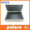 poloso laptop best sell charging station RFNC8,with 16 connectors charging together