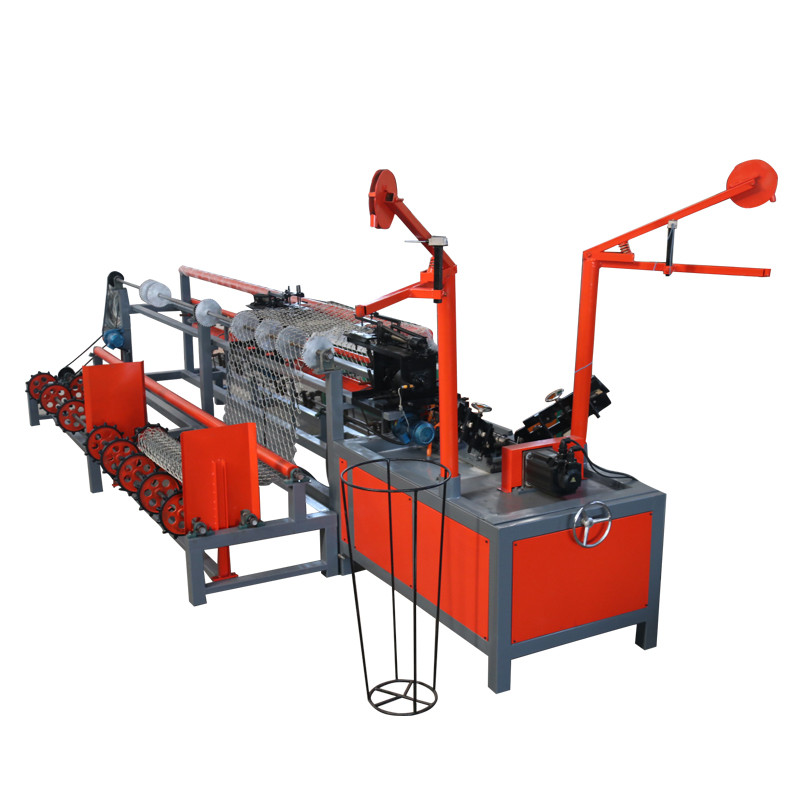 4000mm Automatic Chain Link Fence Machine Price/ Mesh Weaving Machine And <strong>Equipment</strong>
