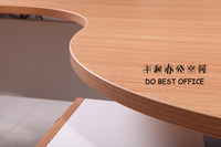 Office furniture for hot sale staff desk wood design table