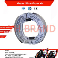 Manufacturer motorcycle cg125 brake shoe,motorbike cd 70 brake shoe,top qfuality motorcycle cd70 brake shoe
