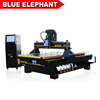 Jinan ele 1325 cnc router machine for carving wood , 3d cnc woodworking machinery price