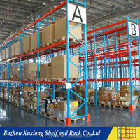 Factory direct sale metal storage logistic equipment standing dismantling rack China manufacturer