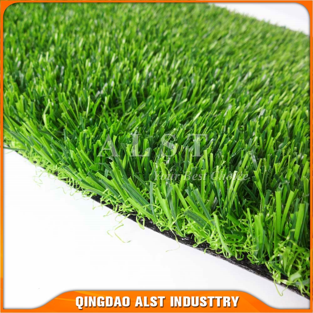 Natural good looking fire resistant indoor artificial grass turf