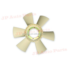 ISUZU spare parts ISUZU CXZ 10PD1 1-13660224-J 650-6 fan blade for auto