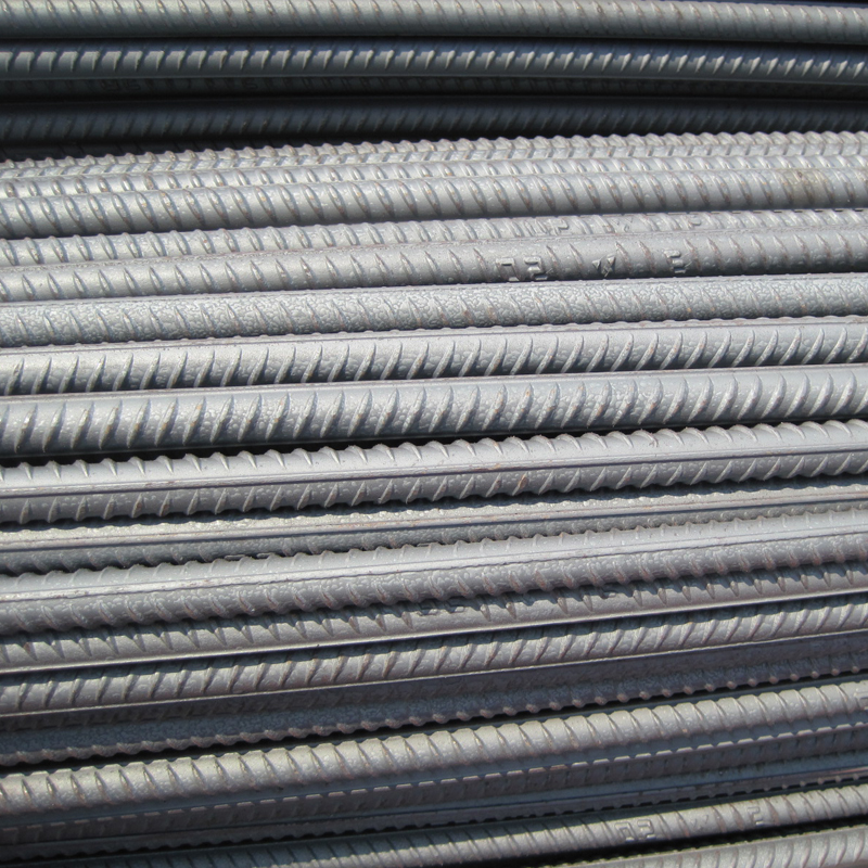 Material Steel Rebar 20mm Deformed Steel Bar For Construction
