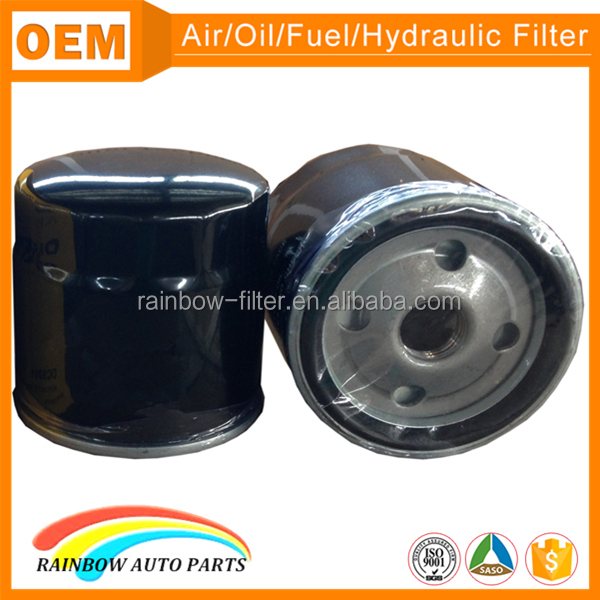 Auto OEM oil filters for cars 93156954