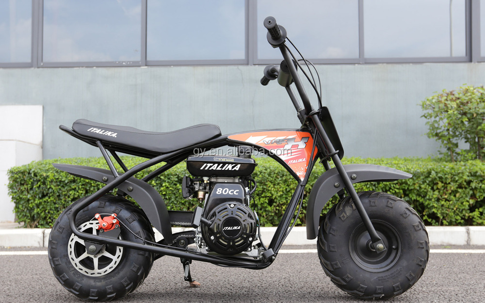 EEC, EPA, approved Cheap kids bike dirt motorcycle 80cc general purpose engine Italika Vrex Motovox MBX10 mini bike