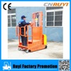 New condition 200kg 2040mm forklift full electric order picker