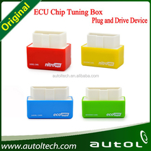 300PCS NitroOBD2 Gasoline Diesel Car Chip Tuning Box Nitro OBD2 Car Tuning