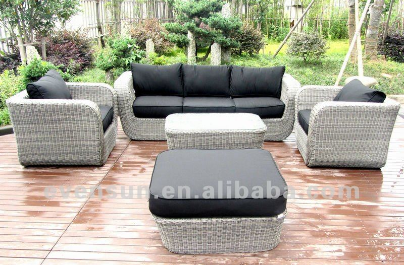 wicker fiberglass outdoor furniture