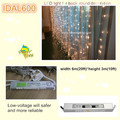 IDA led string lights for wedding event party backdrop (IDAL600)