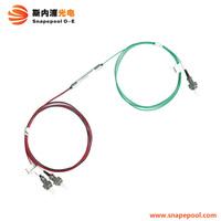 100G / 200G 1x2 DWDM Mux Demux Optical Add Drop Multiplexer (OADM)
