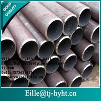 Gas and Oil Pipe line Steel API 5L B Round Seamless Steel Pipe