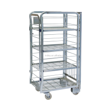 Industrial Rolling Trolley,Mobile Storage Cart,Transport Cart