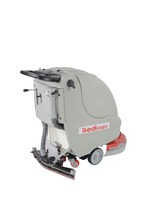 KEDI Hand push type commercial scrubbing machine hot selling floor cleaning machine