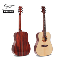 spruce solid top guitar quality acoustic china made guitars
