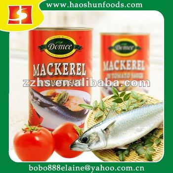 2017 Canned Sardine Fish in Tomato Sauce