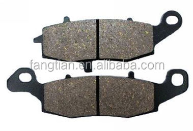 Japanese KAWASAKI/SUZUKI Motorcycle Wheel Brake Friction Pad