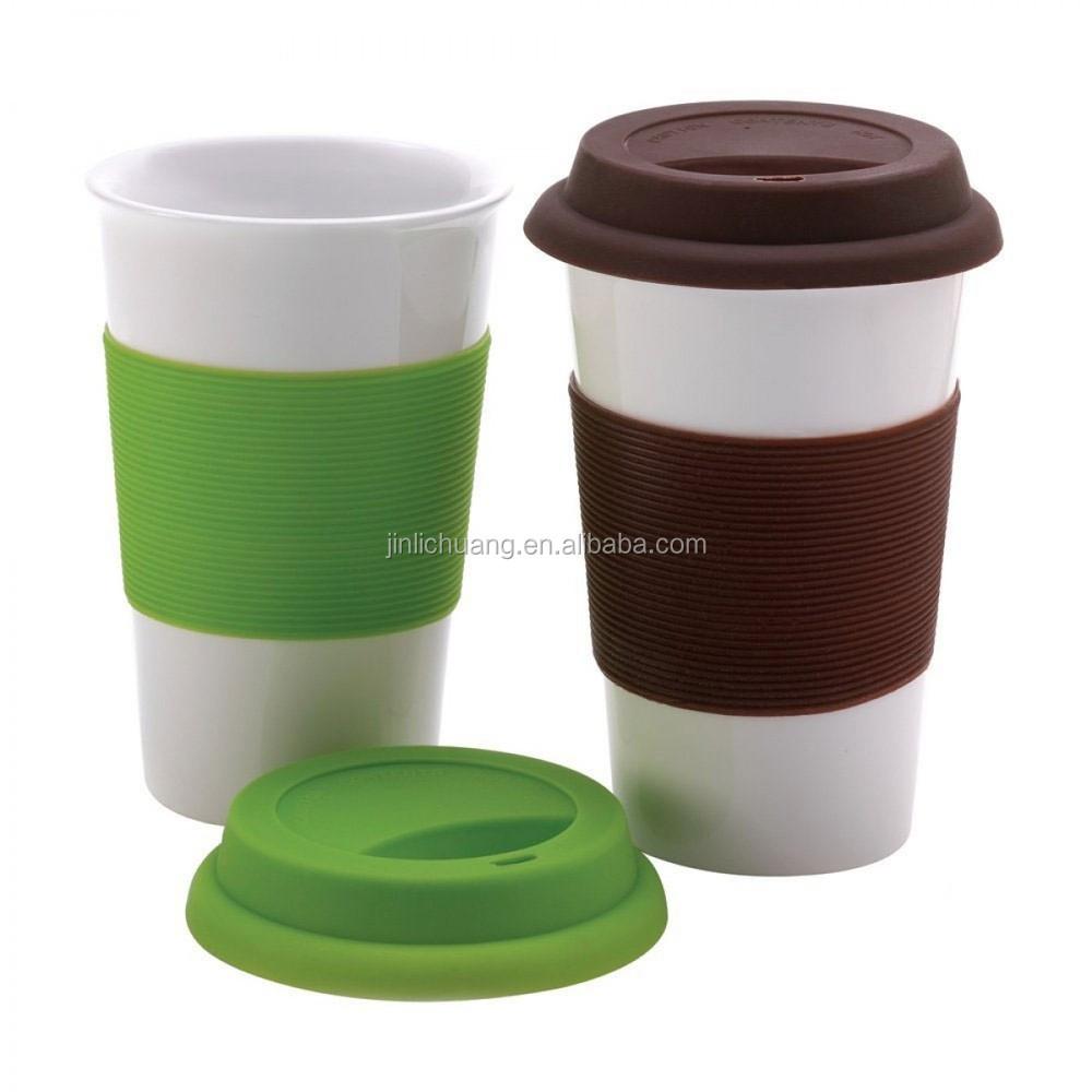 tragbare reise fda porzellanfabrik preis kaffeetasse mit. Black Bedroom Furniture Sets. Home Design Ideas