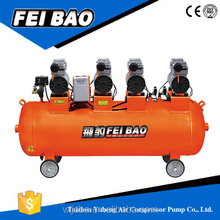 200l Portable Italy Type Air Compressor Two Heads one Motors