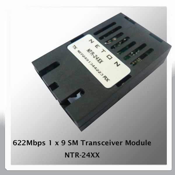 Optical modules 2km MM SC 155Mb/s 1310nm 1x9 Transceiver