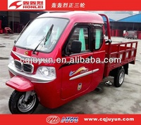 air cooling engine tricycle/Three Wheel motorcycle/Cargo Tricycle with Cabin HL200ZH-C05