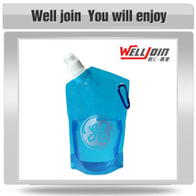 Promotional various durable using collapsible water bottle