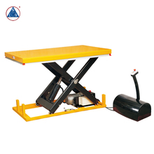 1000kg cost-effective fixed motorized table lift