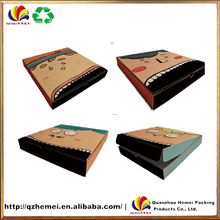 Delivery Cheap Customized pizza packaging box