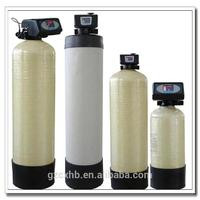 Automatic magic water softener