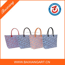 Wholesale Customized paper straw tote bag