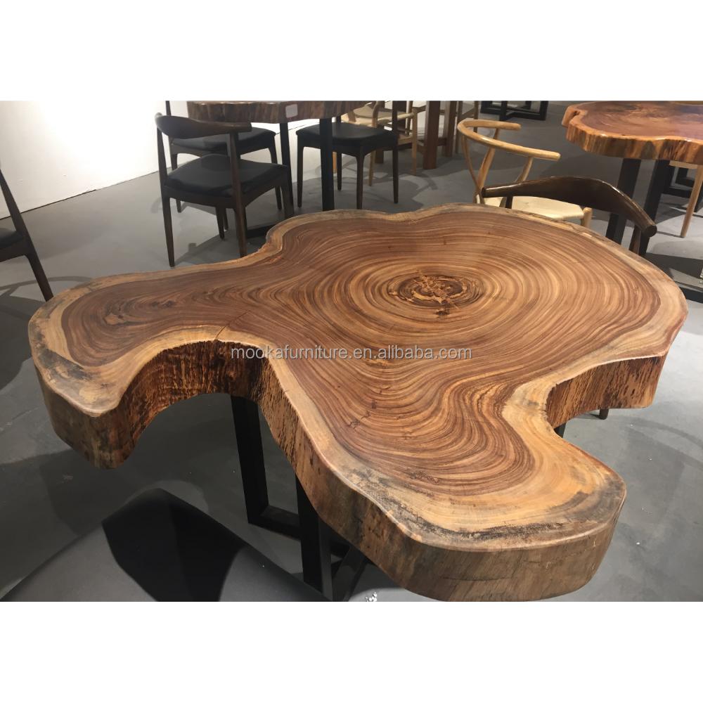 Vintage Stump Coffee Table Design Beli Wood Table Top Live Edge Wood Slab