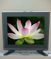 high resolution SKD lcd/led tv television 4:3 small size