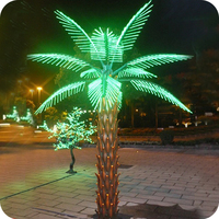 Christmas tree decorations home decor outdoor lighting palm tree
