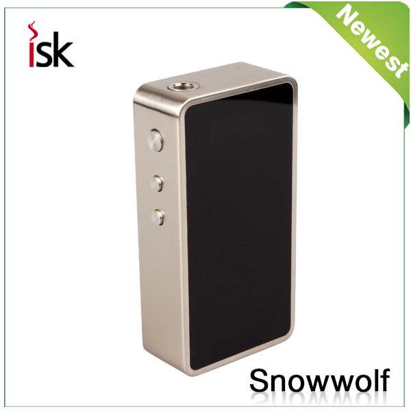 Original limited edition 200watt snow wolf vape mod snowwolf mod 200w
