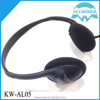 Cheapest Australia Airline headphone headset from China headphone factory