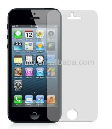 Ultra Clear Reusable Cover Shield Guard Screen Protector for ipod touch 5
