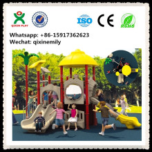 2014 safety playground equipment/ kids playground/ math playground QX-008A