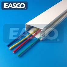 PVC Telecom Ducts One Piece White Architecutre by EASCO