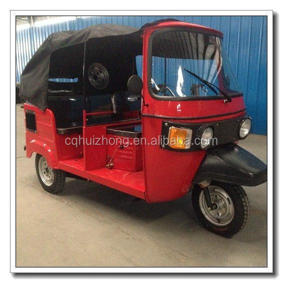 chinese 3-wheel tuk tuk bajaj india/bajaj passenger tricycles price