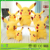 china toy factory pokemon go plush plush child pikachu toy