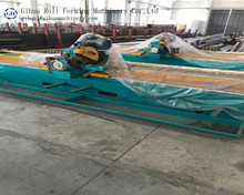 Foshan ss pipe rib machine square making mill