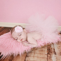 Cute Baby fluffy tulle tutu skirt newborn pettiskirt Toddler tutus for photograph prop baby girl skirts BT03