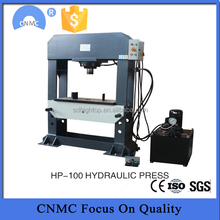 HP series hydraulic press punching assembling alignment machine